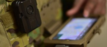 Army using TRX for their mobile communications