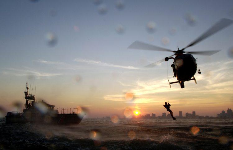 U.S. Coast Guard Rescue